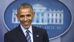 'Hledáme prezidenta playlistů.' Hudební služba Spotify se s Obamou loučí stylově