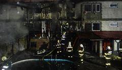 Na Karvinsku bylo při požáru hotelu zraněno 6 lidí. Škoda dosahuje až 12 milionů