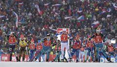 Těžká rána pro biatlonový svátek v Novém Městě. Světový pohár bude kvůli koronaviru bez diváků
