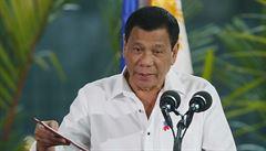 Taktika jako ve válce proti drogám. Filipínci přišli v boji s koronavirem s dalším svérázným postupem