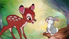 Pohádky za trest. Pytlák střelil jelena, teď se musí koukat na Bambiho
