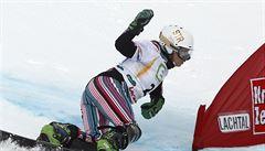'Obojživelnice' Ledecká vyhrála v Cortině paralelní slalom ve snowboardu