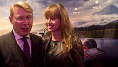Udělal bych všechno, abych Schumacherovi pomohl, říká bývalý šampion F1 Häkkinen
