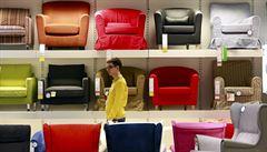 Česká IKEA bude prodávat použitý nábytek. Lidé za něj dostanou poukázky