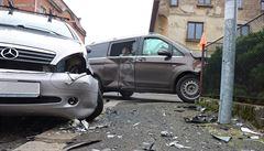 Auto si po nehodě samo zavolalo pomoc. Baterii nalezli hasiči pomocí QR kódu