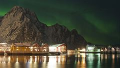 5 nejlepších hotelů, ze kterých lze pozorovat polární záři