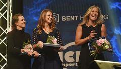 Fedcupový tým získal podruhé za sebou Zlatého kanára, mužům dominoval Berdych