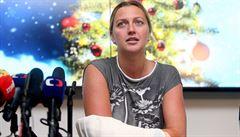 Muž podezřelý z útoku na tenistku Kvitovou je ve vazbě, poslal ho tam soud