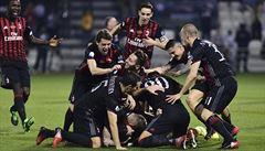 AC Milán zdolal v Superpoháru Juventus na penalty a má první trofej za pět let