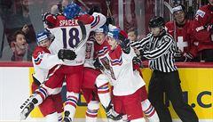 Mladí hokejisté na úvod MS překvapili výhrou 5:4 nad Ruskem