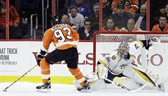NHL: Kaše asistoval při výhře Anaheimu, Voráček si připsal bod u porážky Flyers