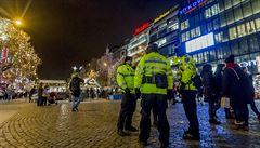 Prahu na Silvestra ohlídají stovky policistů. V akci budou čluny, psi i experti na bomby