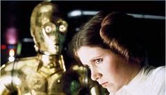 Světová média píší o smrti Carrie Fisherové: Leia - princezna i bojovnice