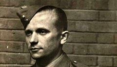 Jozef Gabčík: Urostlý fotbalista srdečné povahy a přirozený velitel