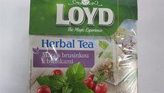 Albert prodával čaj s halucinogeny. Brusinkový nápoj stahuje z prodeje
