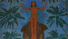 'Udělám tam tropickou lásku'. Malířova cesta z Žebráku do exotického ráje