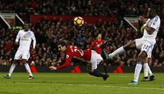 Manchester jen remizoval v Rostově, gól inkasoval po 443 minutách
