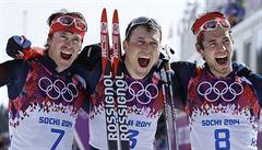 Olympijští medailisté Legkov a Vylegžanin mají zastavenou činnost kvůli dopingu