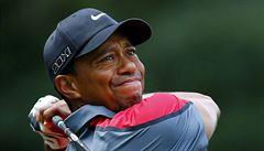 Tiger Woods rád hraje golf s prezidenty USA. Po Obamovi vyzval i Trumpa
