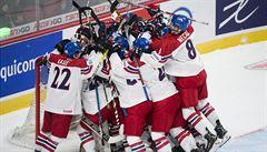 Češi narazí ve čtvrtfinále na Kanadu, od které schytali debakly. Předem se ale nevzdávají