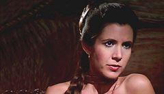 Zemřela Carrie Fisherová, známá jako princezna Leia z Hvězdných válek