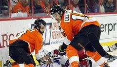 NHL: Gudas zářil a Philadelphii pomohl k výhře třemi body
