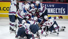 Evropa neuspěla, ve finále juniorského šampionátu dojde na zámořské derby Kanada-USA