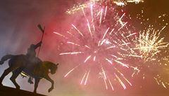 Pražský novoroční ohňostroj připomene sametovou revoluci. Magistrát za něj zaplatí 1,7 milionu korun