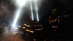Požár v lyžařském areálu na Šumpersku způsobil škodu 4,5 milionů korun