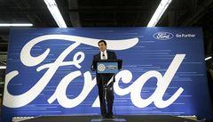 Ford po Trumpově kritice ruší plánovanou výstavbu továrny v Mexiku
