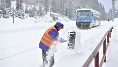 Česko se potýká s rekordními mrazy. Na Šumavě bylo až minus 34,6 stupně