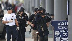 Střelec z letiště na Floridu podle policie přiletěl vraždit