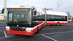 Pražským Strahovským tunelem by mohl jezdit autobus číslo 126