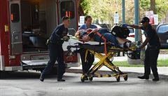 Floridský střelec byl zřejmě irácký veterán, co slyšel volání IS. Zabil pět lidí