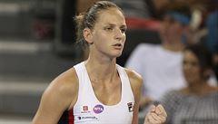 Los Australian Open: Plíškovou vyzve Sorribesová, Berdych čeká na kvalifikanta