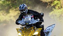 Loprais je na Dakaru třetí, Macháček se propadl až na páté místo