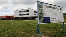 Vybudování Nupharo Parku vyšlo na zhruba 750 milionů korun, dotace z MPO činila 300 milionů korun.