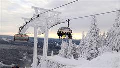 Česko má za sebou mrazivou noc, v Krušných horách bylo až minus 27 stupňů