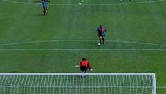 VIDEO: Další revoluce? Fotbal by měl zavést 'hokejové nájezdy' místo penalt