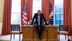 Obama opouští Bílý dům. Podívejte se na sto nejlepších fotek