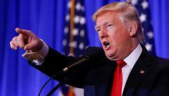 Trump připustil vměšování Rusů do voleb. Obamova vláda měla podle něj zakročit
