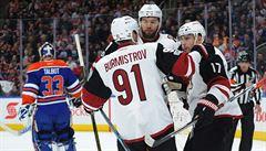 NHL: Vrbatův gól Arizoně nestačil, Pittsburgh ukončil sérii Capitals