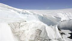 Od Antarktidy se odlomil ledovec o velikosti Lucemburska