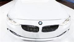 Automobilce BMW vzrostl prodej na rekord, dařilo se i Volkswagenu