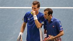 Také Berdych vynechá první kolo Davis Cupu. Kouč je smutný, ale čekal to