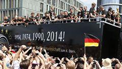 'Už to není mistrovství světa,' straší nový model MS Němce. Mourinho je nadšený
