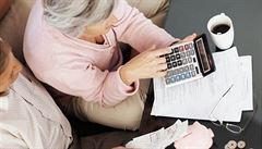 Příští rok by měl být důchodový účet v přebytku. Po deseti letech