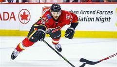 NHL: Frolíkův gól zdramatizoval závěr utkání, Faksa se porval