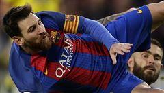 Barcelona deklasovala Las Palmas 5:0, Messi i Suárez vedou tabulku střelců
