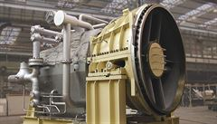 Turbína z Brna pomáhá v USA vytápět chodníky. Je to premiéra, zní ze Siemensu